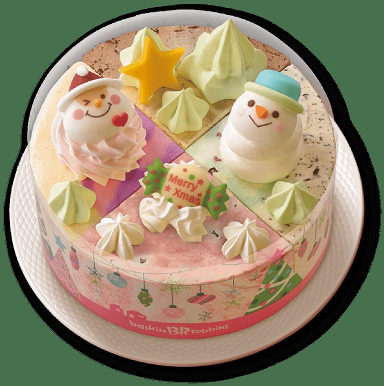 サーティワンクリスマスパレット4